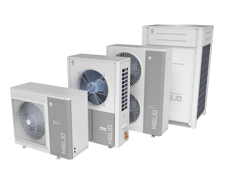 Megino heat pump