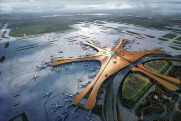 Jaga案例分享丨北京大兴国际机场丨Beijing Daxing International Airport