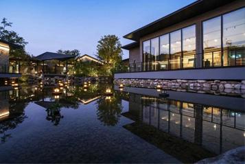 "Jaga案例分享 ""苏泊水境""裸心泊高端度假村 Naked Water High-end resort"
