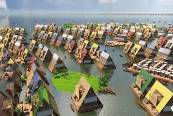 非洲最大的城市是如何漂浮在水上的| How Africa's largest city is staying afloat