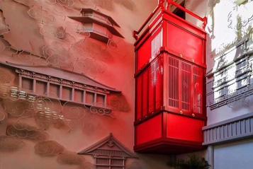 Jaga案例分享 良设·夜宴 全球首家沉浸式文化感官餐厅 LIANGSHE
