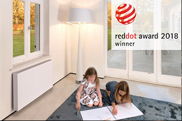 Jaga第五次获红点奖 I Jaga wins 5th Red Dot Award